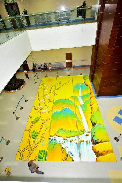 - Pillar of Life:  Sun Yat-Sen University Cancer Center