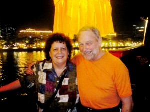 Pearl River Cruise_Ann and Malcolm