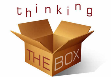Antimimeticisomorphism, Outside The Box Thinking, Thinking Outside The Box