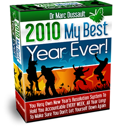 New Year's Resolutions, Goal Setting
