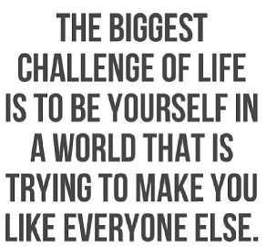 Biggest Challenge Quote