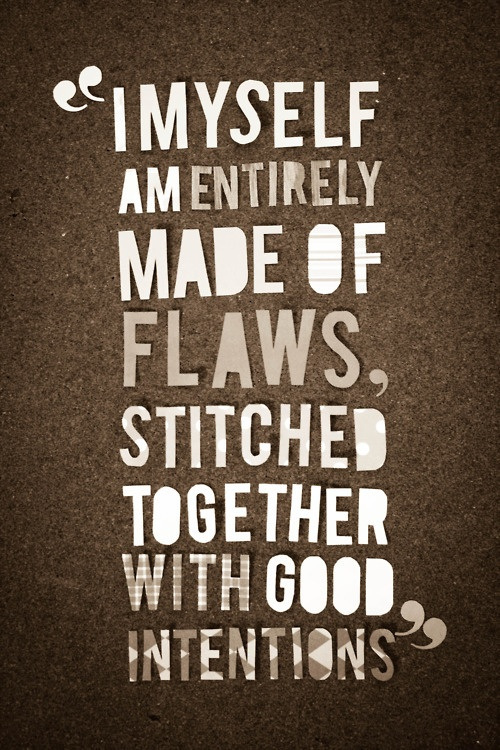 Flaws And Intent
