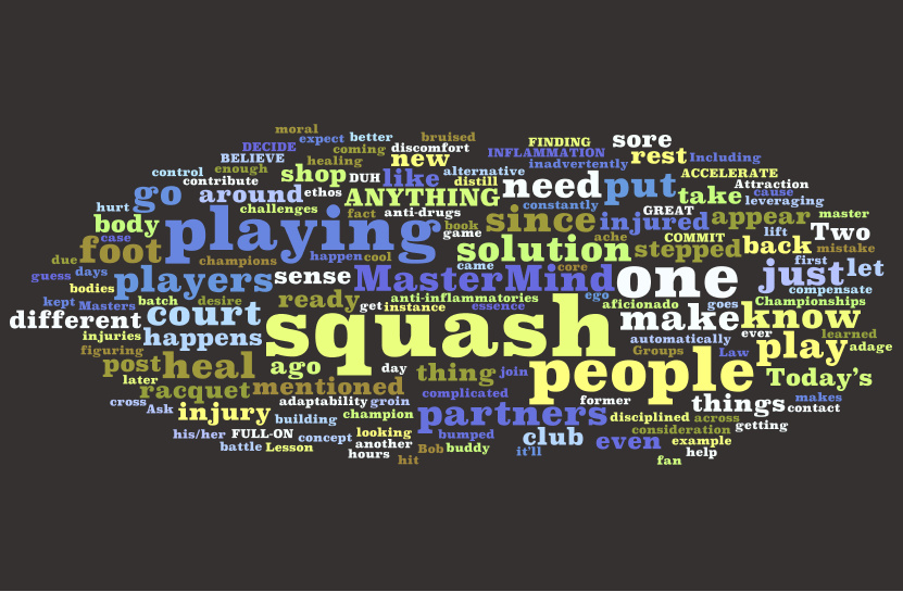 Wordle The Mindset Of A Champion Blog