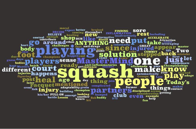 Wordle The Mindset Of A Champion Blog