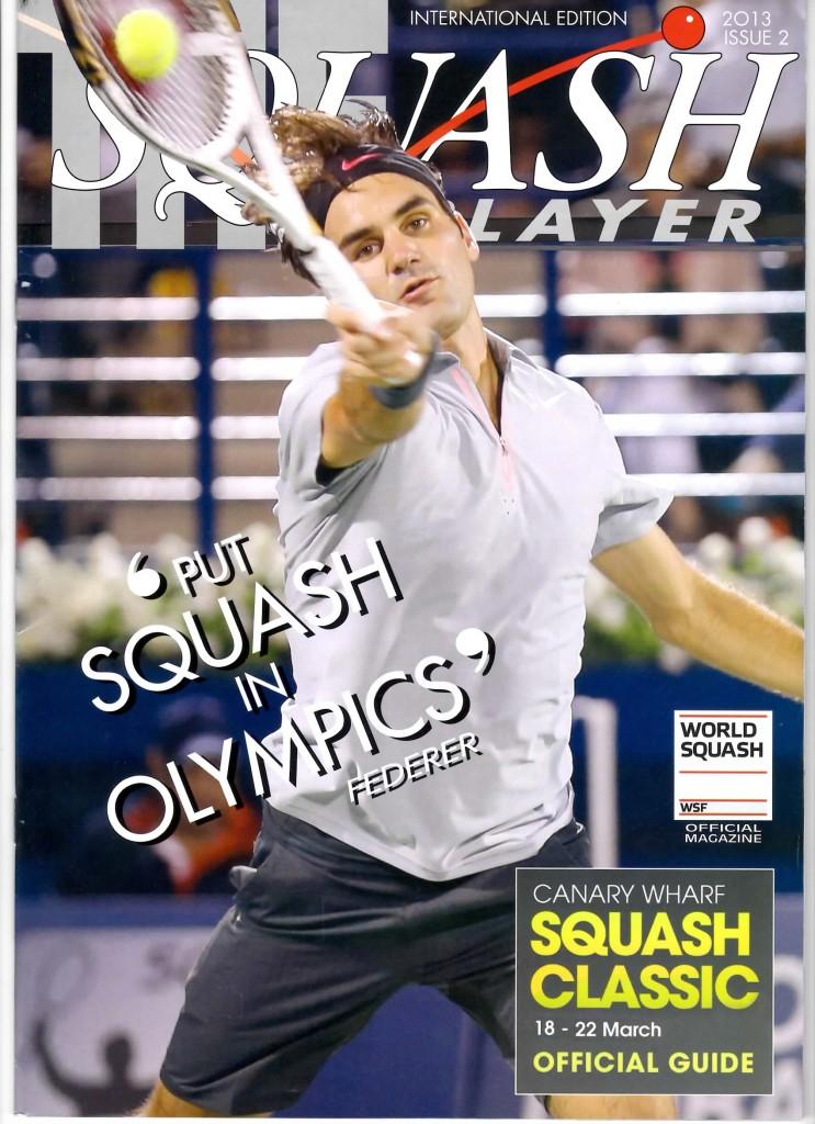 Squash, Olympics, 2020 Bid