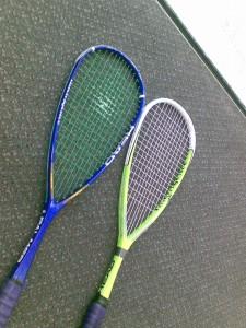 Squash Racket, Sweet Spot