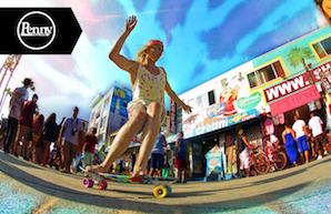 Skateboards, Penny