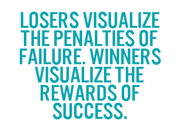 Losers - Winners Quote
