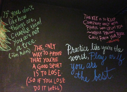 Willoughby Squash - Messages -2