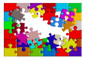 Puzzle Pieces - Framework